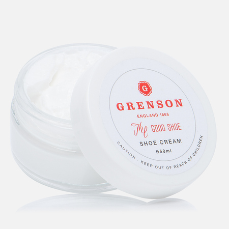 Крем для обуви Grenson Shoe Cream Natural