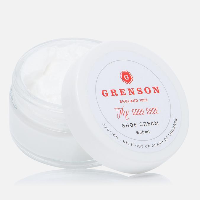 Крем для обуви Grenson Shoe Cream Natural