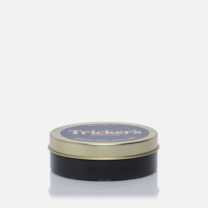 Крем для обуви Tricker's Shoe Polish Black