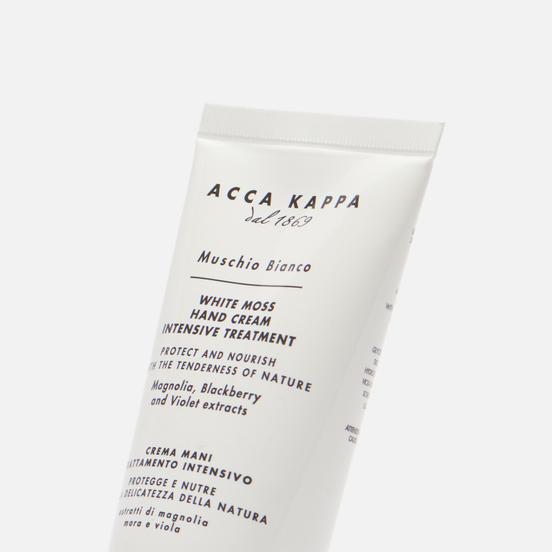 Крем для рук Acca Kappa White Mos For Sensitive Skin
