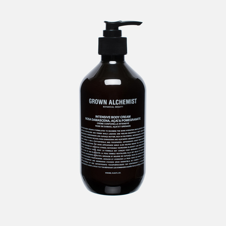 Крем для тела Grown Alchemist Rosa Damascena Acai & Pomegranate 500ml