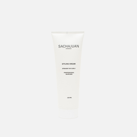 SACHAJUAN Straight or Curly Styling Cream 125ml