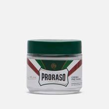 Крем до бритья Proraso Pre-Shave Refreshing And Toning 100ml фото- 0