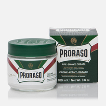 Крем до бритья Proraso Pre-Shave Refreshing And Toning 100ml фото- 3