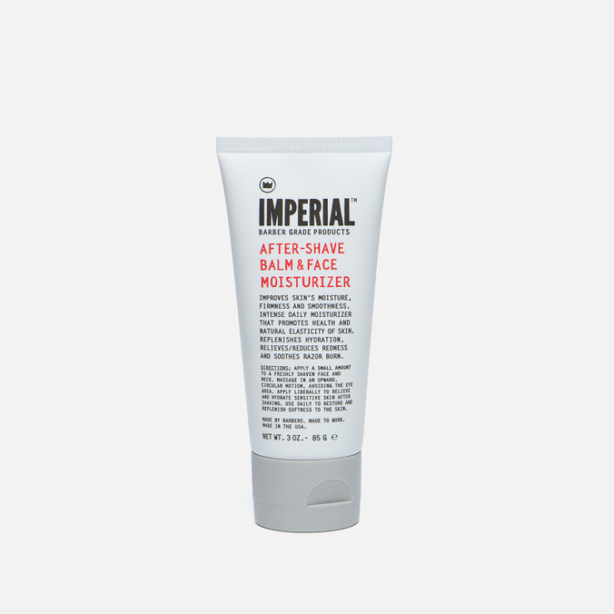 Крем после бритья Imperial Barber After-Shave Balm & Face Moisturizer 85g
