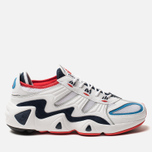 Кроссовки adidas Consortium FYW S-97 White/Supplier Colour/Red фото- 0