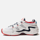 Кроссовки adidas Consortium FYW S-97 White/Supplier Colour/Red фото- 1