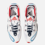 Кроссовки adidas Consortium FYW S-97 White/Supplier Colour/Red фото- 5