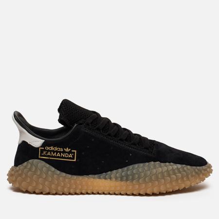 Кроссовки adidas Originals Kamanda Core Black/Core Black/Gum
