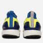 Кроссовки adidas Consortium Ultra Boost Mid Solar Yellow/Night Navy/Hi-Res Blue фото - 2