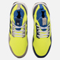 Кроссовки adidas Consortium Ultra Boost Mid Solar Yellow/Night Navy/Hi-Res Blue фото - 1