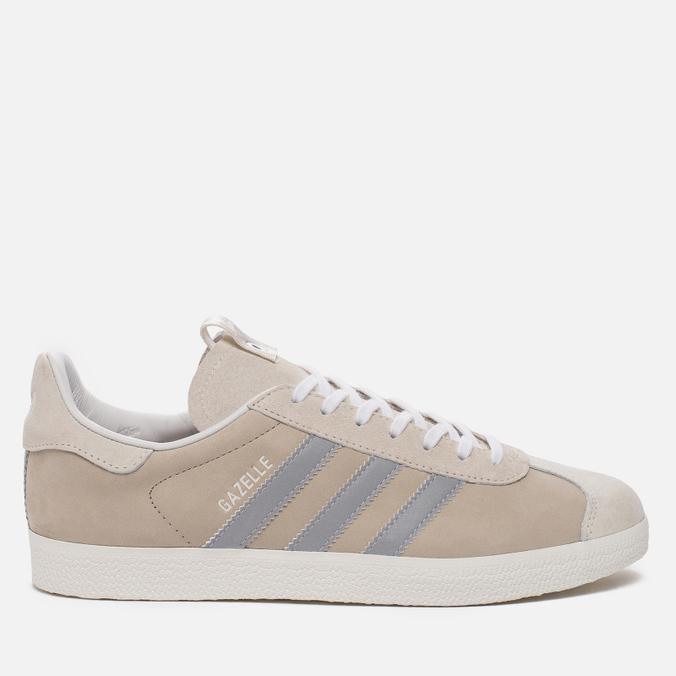 Кроссовки adidas Consortium x Alife x Starcow Gazelle Suede Sand/White/Grey