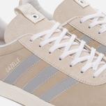 Кроссовки adidas Consortium x Alife x Starcow Gazelle Suede Sand/White/Grey фото- 3