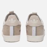 Кроссовки adidas Consortium x Alife x Starcow Gazelle Suede Sand/White/Grey фото- 5