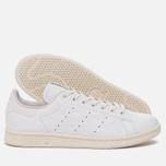 Мужские кроссовки adidas Consortium x Alife x Starcow Stan Smith Leather White/Off White фото- 1