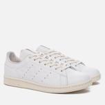 Мужские кроссовки adidas Consortium x Alife x Starcow Stan Smith Leather White/Off White фото- 2