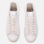 Мужские кроссовки adidas Consortium x Alife x Starcow Stan Smith Leather White/Off White фото- 4