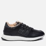 Мужские кроссовки adidas Consortium x Avenue EQT 93/16 Support Black фото- 0