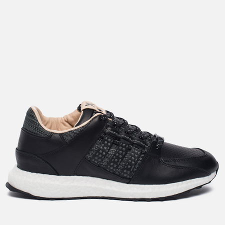 Мужские кроссовки adidas Consortium x Avenue EQT 93/16 Support Black
