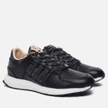 Мужские кроссовки adidas Consortium x Avenue EQT 93/16 Support Black фото- 2