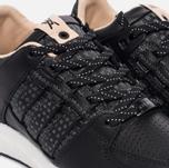 Мужские кроссовки adidas Consortium x Avenue EQT 93/16 Support Black фото- 3