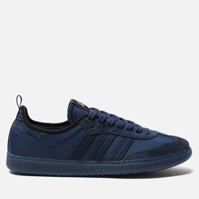 Кроссовки adidas Originals x C.P. Company Samba Dark Blue/Night Sky/Dark Purple