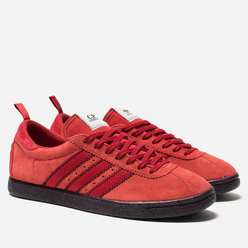 Кроссовки adidas Originals x C.P. Company Tobacco St. Brick/Red Night/Surf Red