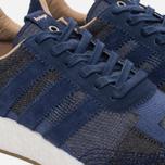 Кроссовки adidas Consortium x END. x Bodega Iniki Runner Patchwork Indigo фото- 3