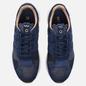 Кроссовки adidas Consortium x END. x Bodega Iniki Runner Patchwork Indigo фото - 1