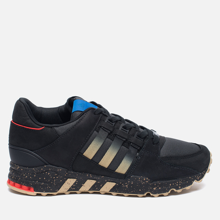 Мужские кроссовки adidas Consortium x Highs & Lows EQT Running Support 93 Black