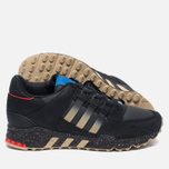 Мужские кроссовки adidas Consortium x Highs & Lows EQT Running Support 93 Black фото- 1