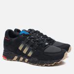 Мужские кроссовки adidas Consortium x Highs & Lows EQT Running Support 93 Black фото- 2