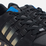 Мужские кроссовки adidas Consortium x Highs & Lows EQT Running Support 93 Black фото- 3