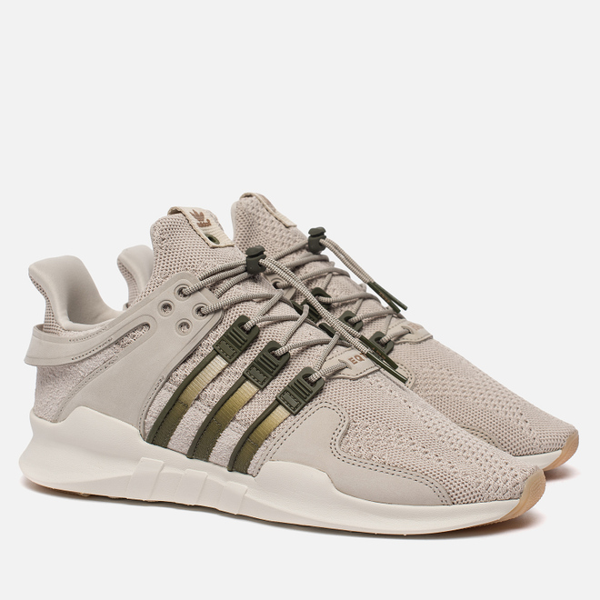 Мужские кроссовки adidas Consortium x Highs & Lows EQT Support ADV Sand/Rose Gold