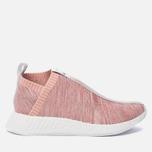Кроссовки adidas Consortium x KITH x Naked NMD City Sock 2 Primeknit Pink фото- 0