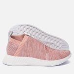 Кроссовки adidas Consortium x KITH x Naked NMD City Sock 2 Primeknit Pink фото- 1