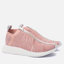 Кроссовки adidas Consortium x KITH x Naked NMD City Sock 2 Primeknit Pink