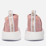 Кроссовки adidas Consortium x KITH x Naked NMD City Sock 2 Primeknit Pink фото- 5