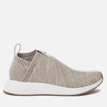 Кроссовки adidas Consortium x KITH x Naked NMD City Sock 2 Primeknit Sandstone фото- 0