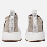 Кроссовки adidas Consortium x KITH x Naked NMD City Sock 2 Primeknit Sandstone фото- 5