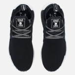 Кроссовки adidas Consortium x mastermind JAPAN NMD XR1 Statement Injection Pack Black/White фото- 4