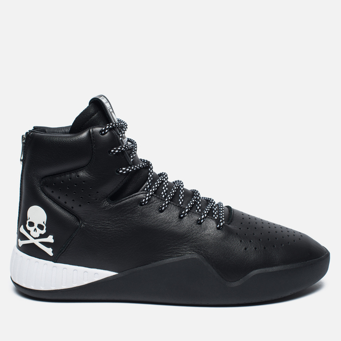 adidas Consortium x mastermind JAPAN Tubular Instinct Statement Injection Pack Men's Sneakers Black/White