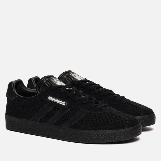 Мужские кроссовки adidas Originals x Neighborhood Gazelle Super Core Black/Core Black/White