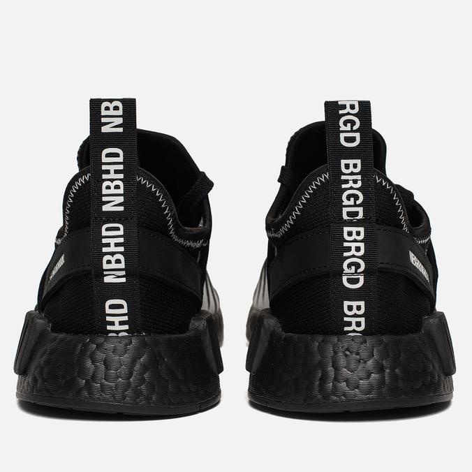 sports shoes 940b3 810c8 Кроссовки adidas Originals x Neighborhood NMD R1 Primeknit ...