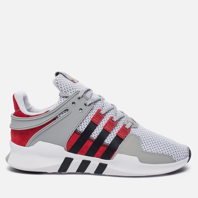 Мужские кроссовки adidas Consortium x Overkill EQT Support ADV White/Grey/Black