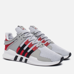 Мужские кроссовки adidas Consortium x Overkill EQT Support ADV White/Grey/Black
