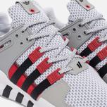 Мужские кроссовки adidas Consortium x Overkill EQT Support ADV White/Grey/Black фото- 3