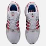 Мужские кроссовки adidas Consortium x Overkill EQT Support ADV White/Grey/Black фото- 4