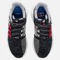 Мужские кроссовки adidas Consortium x Overkill EQT Support Future Black/Grey/White фото - 1