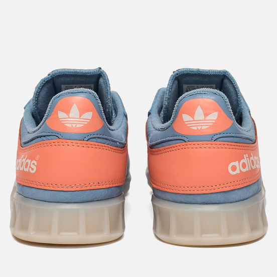Кроссовки adidas Originals x Oyster Holdings Handball Top Ash Blue/Chalk Coral/Chalk White